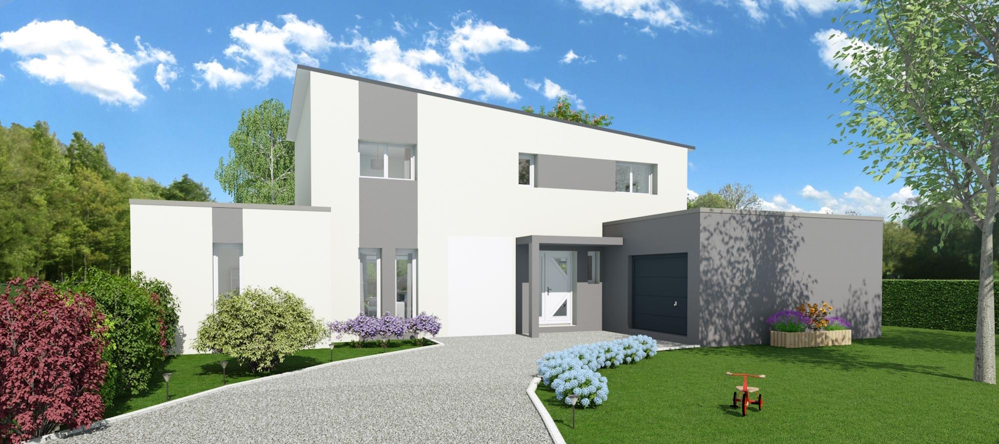 Plans de maisons à construire | Maison Laure