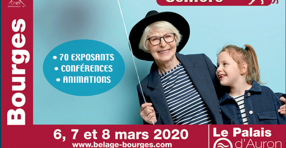 SALON DES SENIORS BOURGES