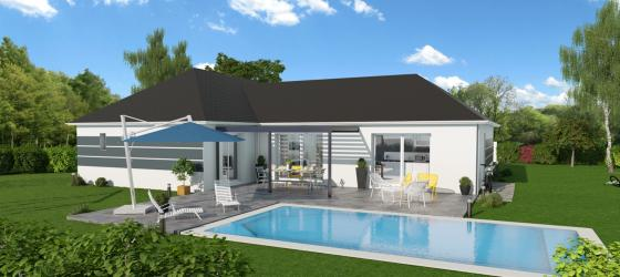 Maison contemporaine Expression 2